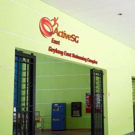 Swimming Lessons in Geylang East swimming complex Swim101SG