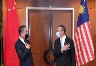 Malaysia and china