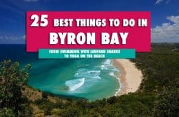 THE BEST THINGS TO DO IN BYRON BAY AUSTRALIA
