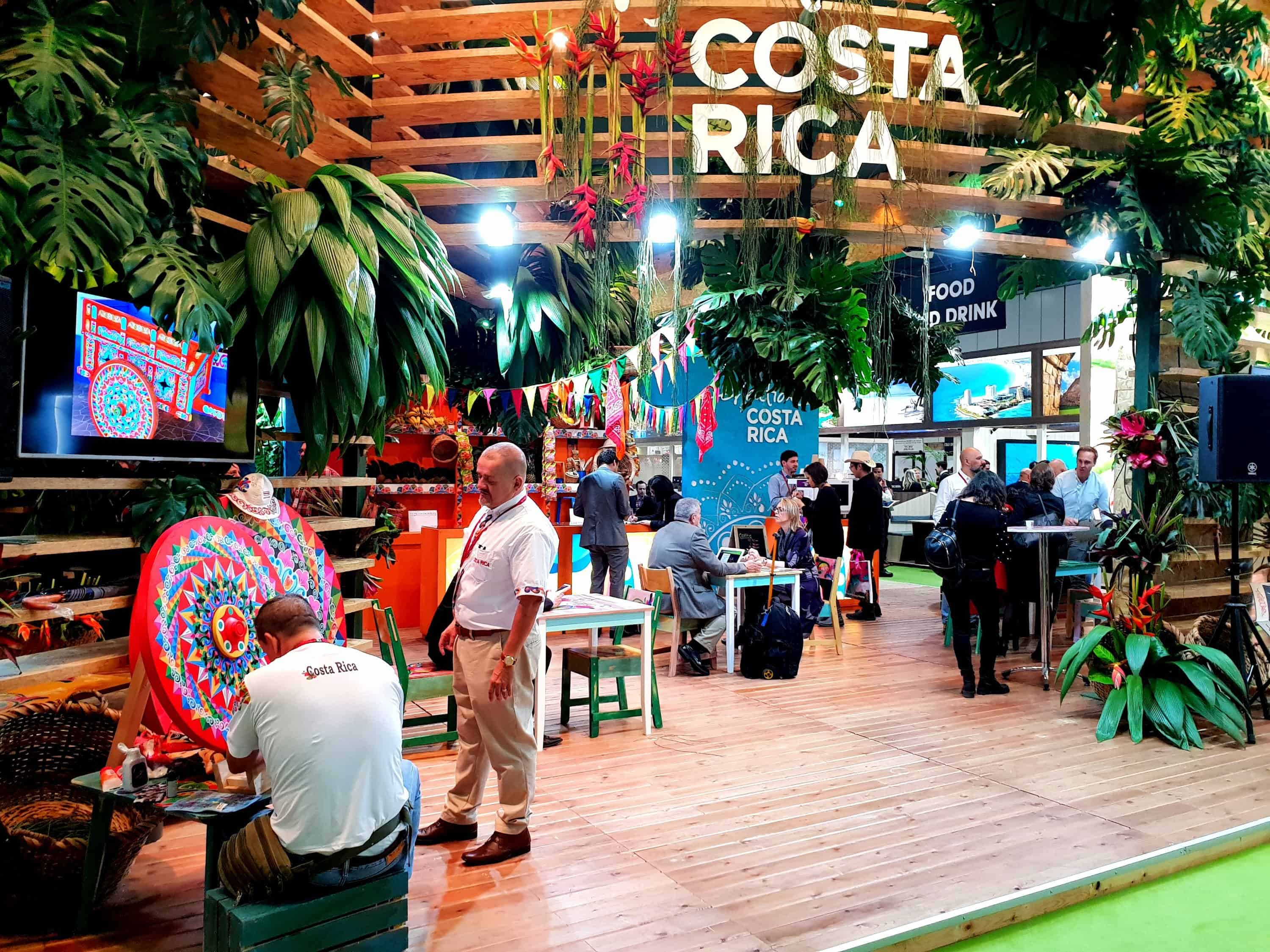 first travel expo at world travel market