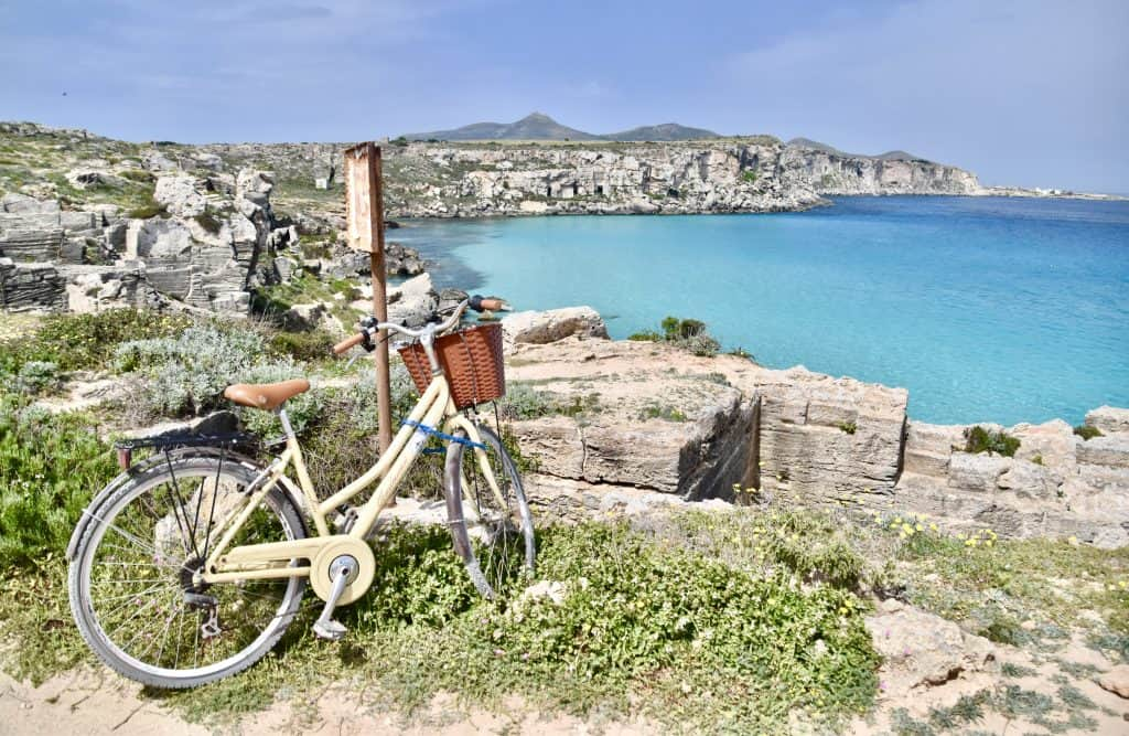 favignana on a sicily road trip in europe