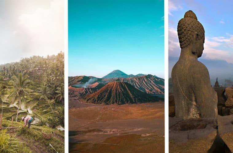indonesia itinerary 2 weeks