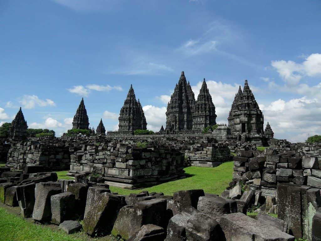 indonesia itinerary prambanan