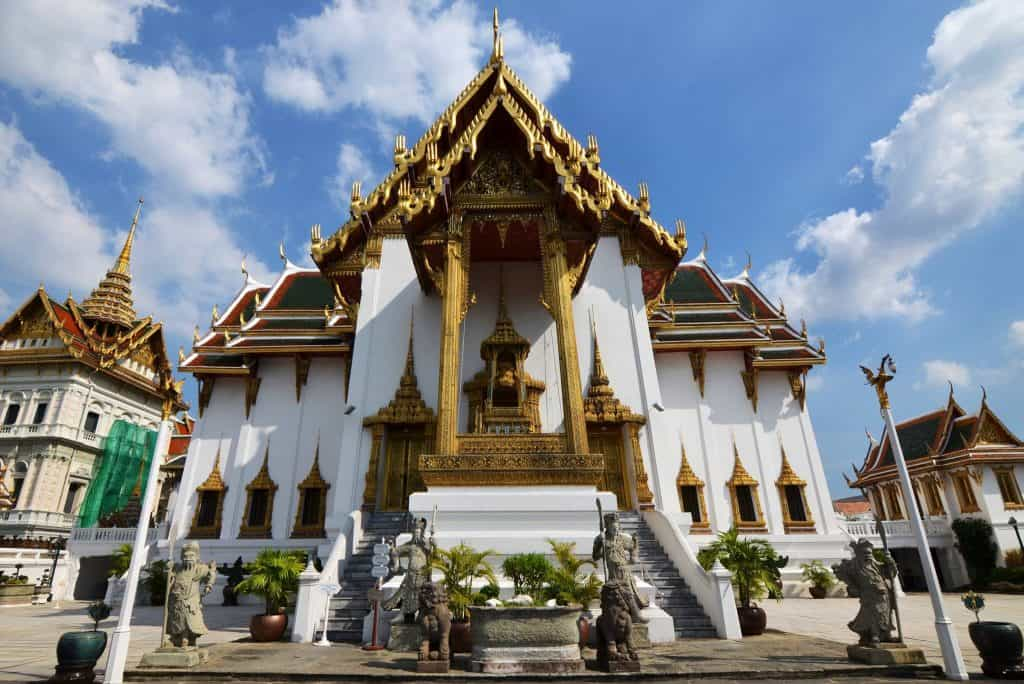 The Grand Palace in Bangkok should definitely be on your thailand itinerary