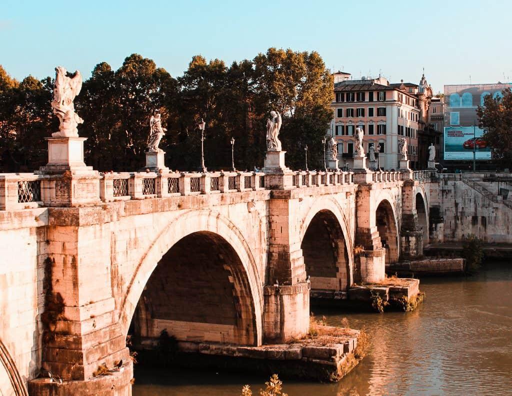 Angel Bridge rome