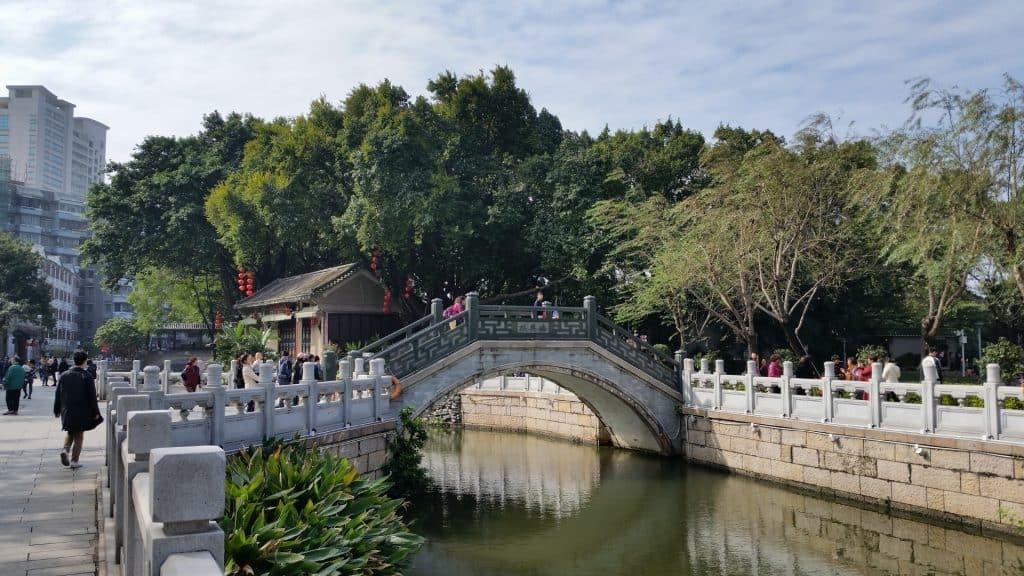 Liwan Lake guangzhou