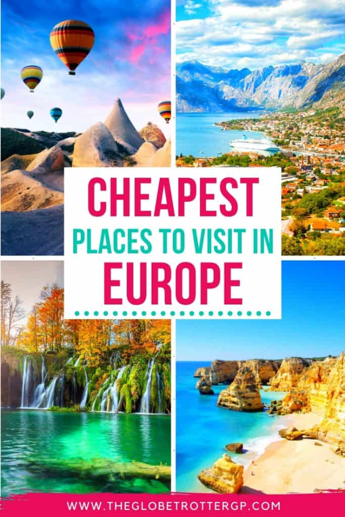 cheapest places in europe