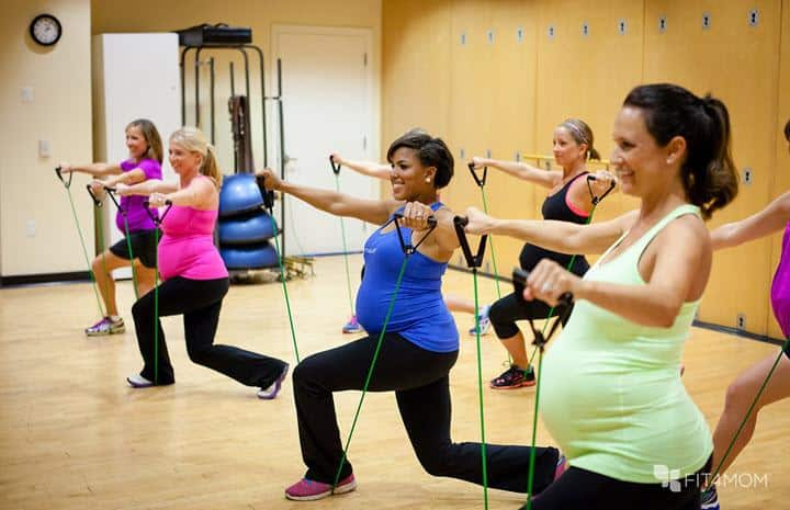 Study: Exercise during Pregnancy May Save Children from Health Problems as Adults