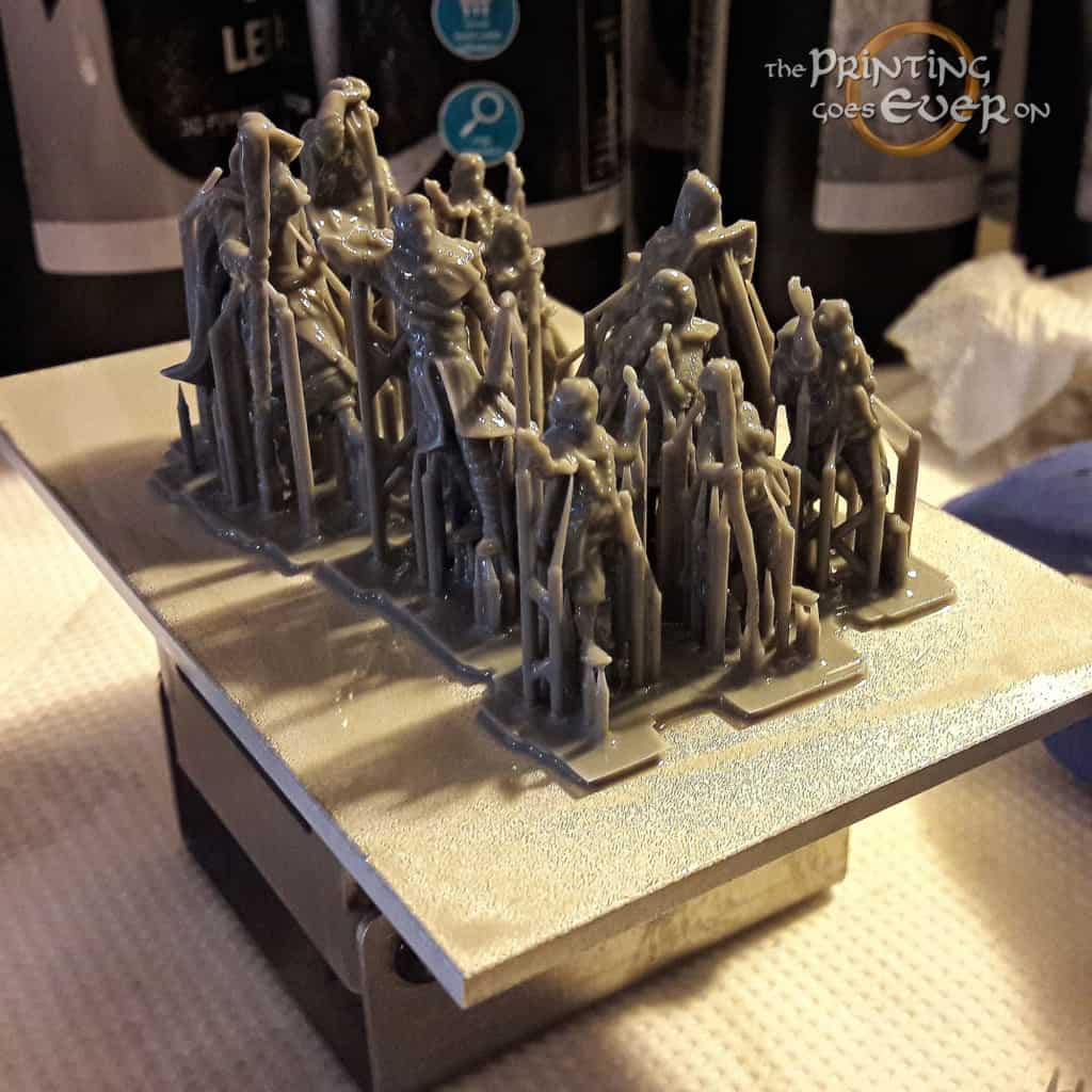 welcome trove pre supported models from the printing goes ever on patreon