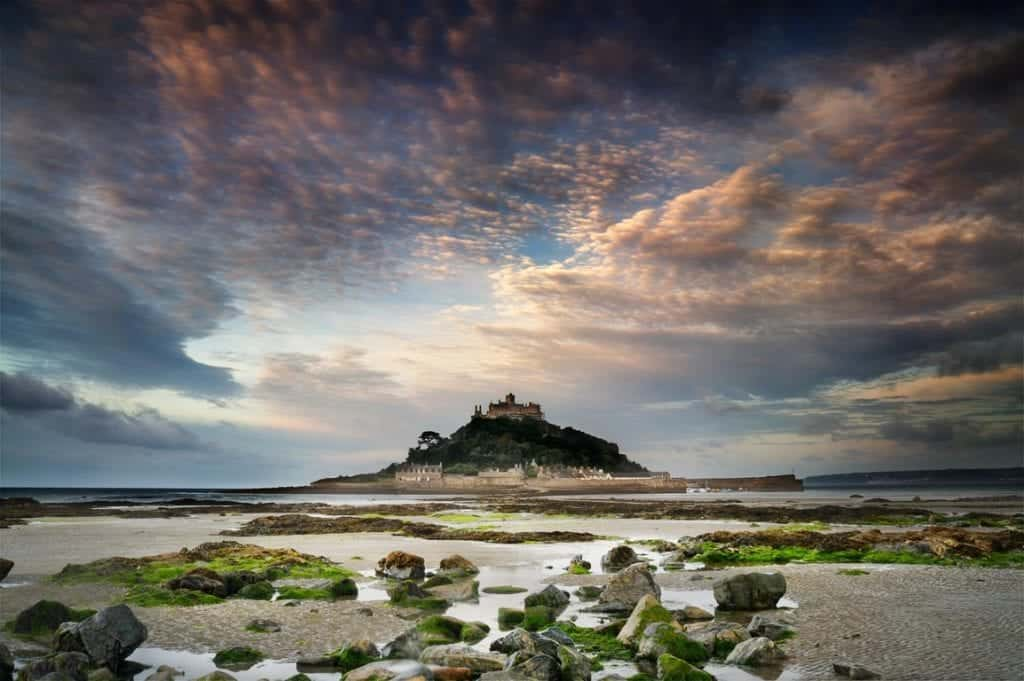 St Michael's Mount, Marazion, Cornwall, England, UK