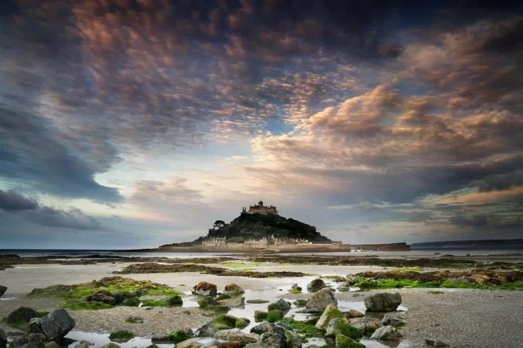 St Michael's Mount, Marazion, Cornwall, England, UK