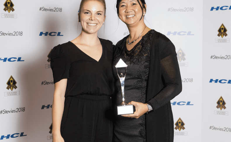 Our CEO Susan Frech Named Winner of 2018 Silver® Stevie Award