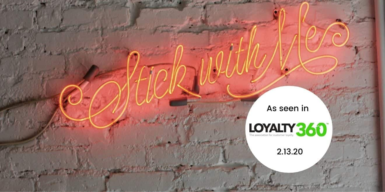 """As Seen in Loyalty360: Cultivating Emotional Loyalty in the """"In Between"""" Place"""