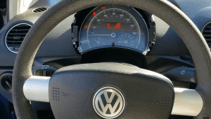 car starts and then dies