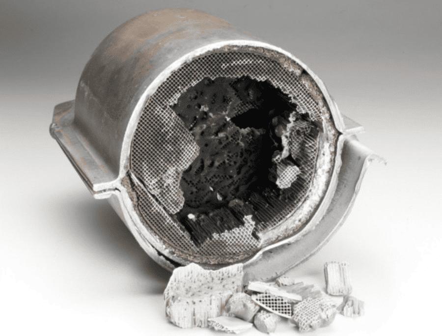 preventing catalytic converter problems
