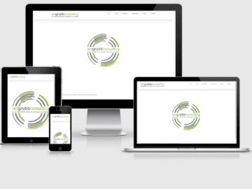 responsive Webdesign Ian Grubb Consulting