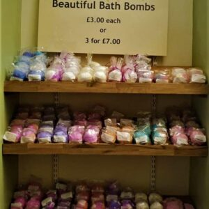 Bath Bomb Mix and Match