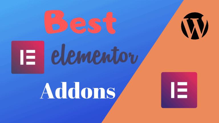 Best Elementor Addons