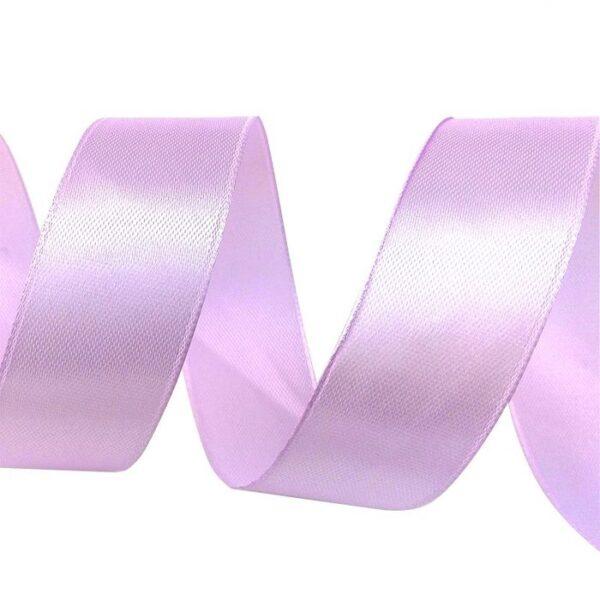 Лента атласная 0,7 см лиловая