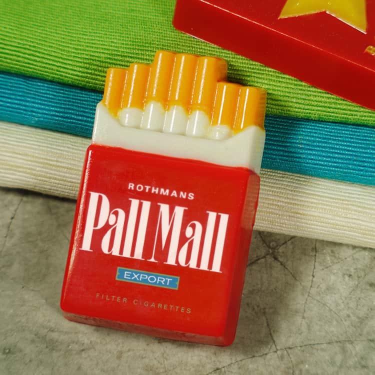 Пачка сигарет, форма пластиковая