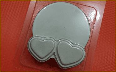 Открытка Сердца