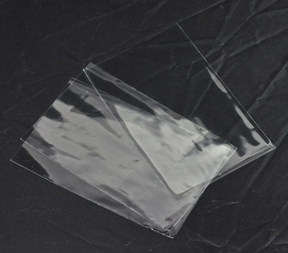 Пакетики 8х15 см без липкого слоя
