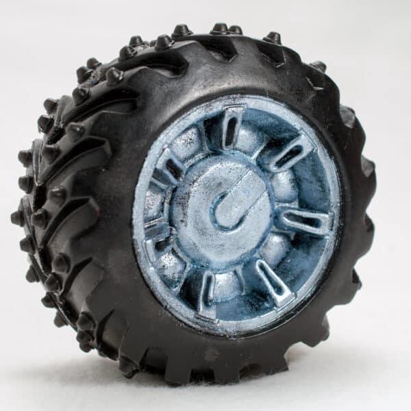 Колесо Хаммера 3D, силиконовая форма