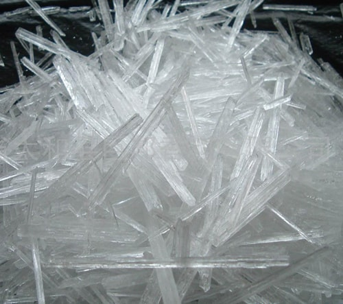 Ментол кристаллический