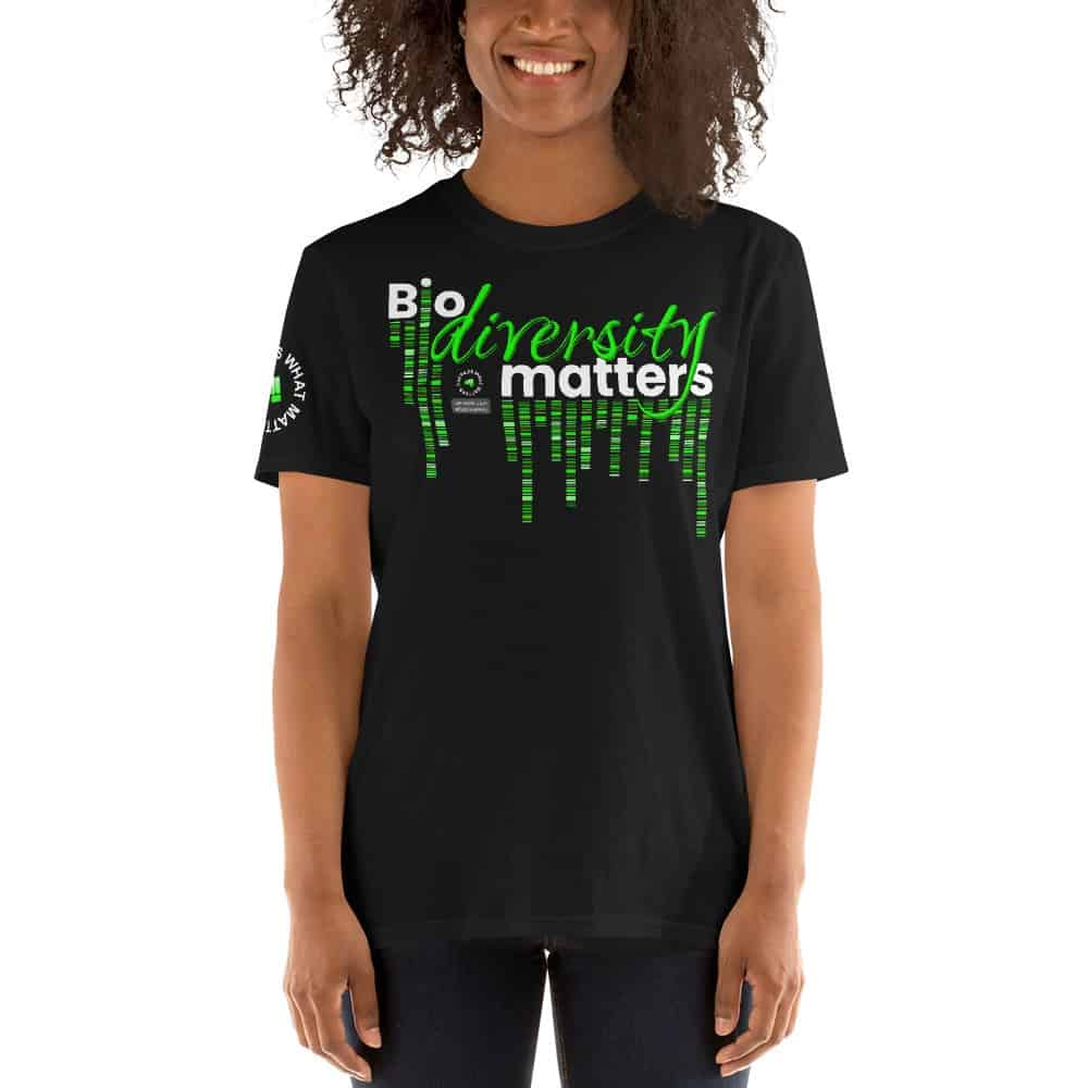Biodiversity Matters Unisex Short-Sleeve T-Shirt