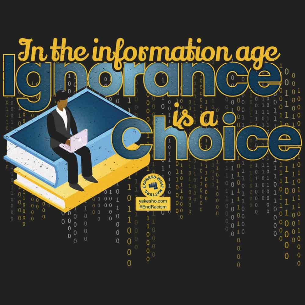 In The Information Age Ignorance Is A Choice Design