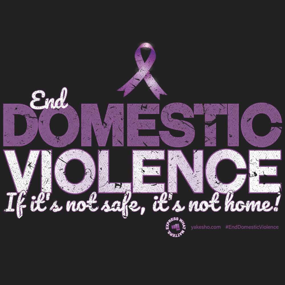 End Domestic Violence Design