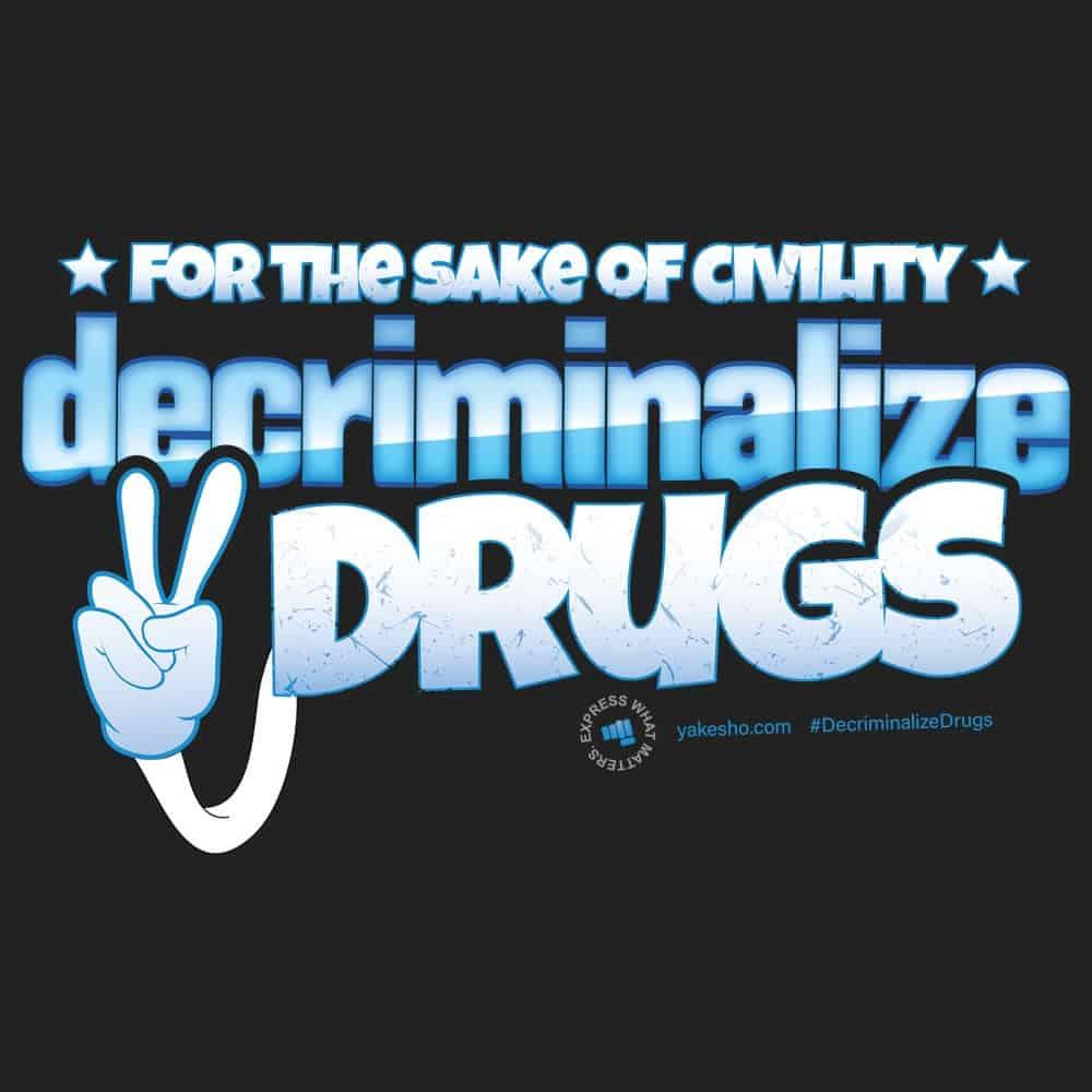 Decriminalize Drugs Design