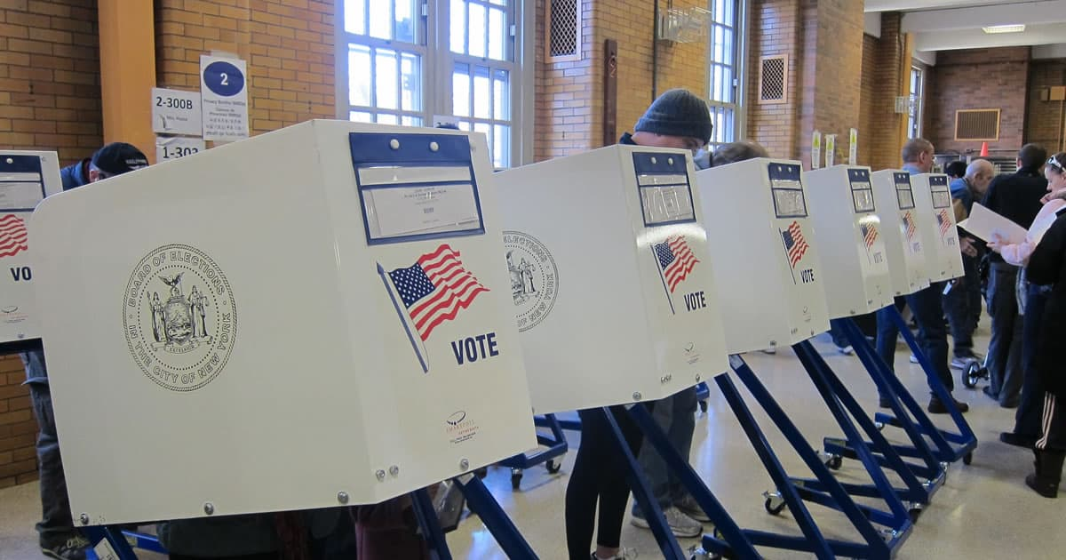 How Young Voters Are Fighting Back Against Voter Suppression
