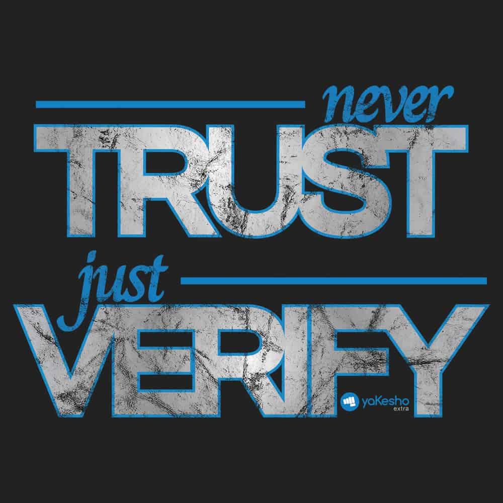 Never Trust Design