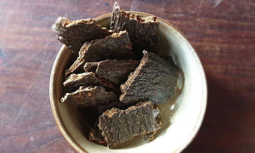 Paleo Carnivore Beef Liver Chips