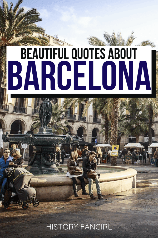 beautiful quotes about barcelona instagram caption ideas
