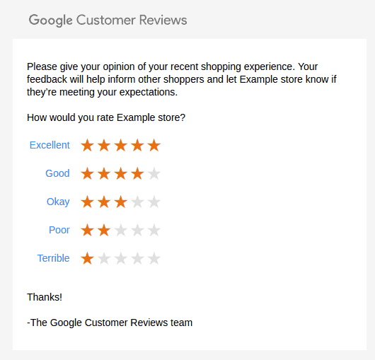 enquête-clients-google
