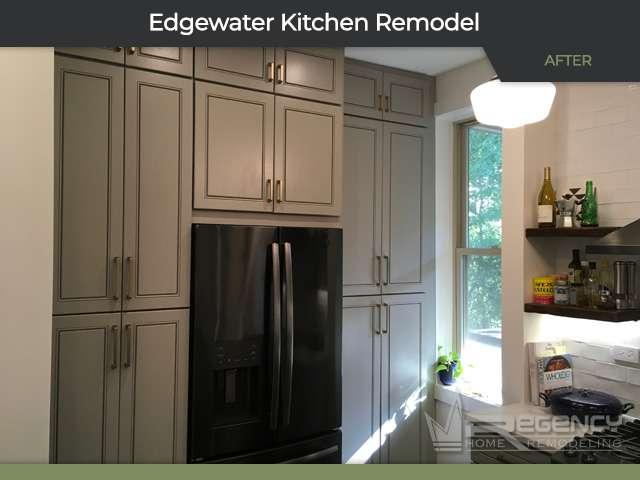 Edgewater Kitchen Remodel Regency Home Remodeling