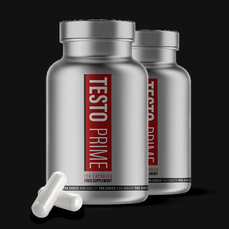TestoPrime Testosterone Booster