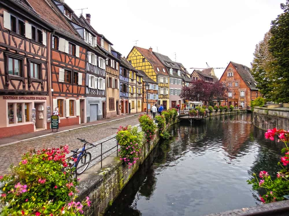 Colmar, France: The Most Romantic Honeymoon Destinations in Europe
