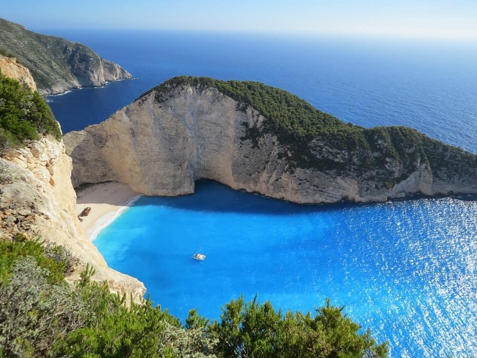 Corfu, Greece: The Most Romantic Honeymoon Destinations in Europe