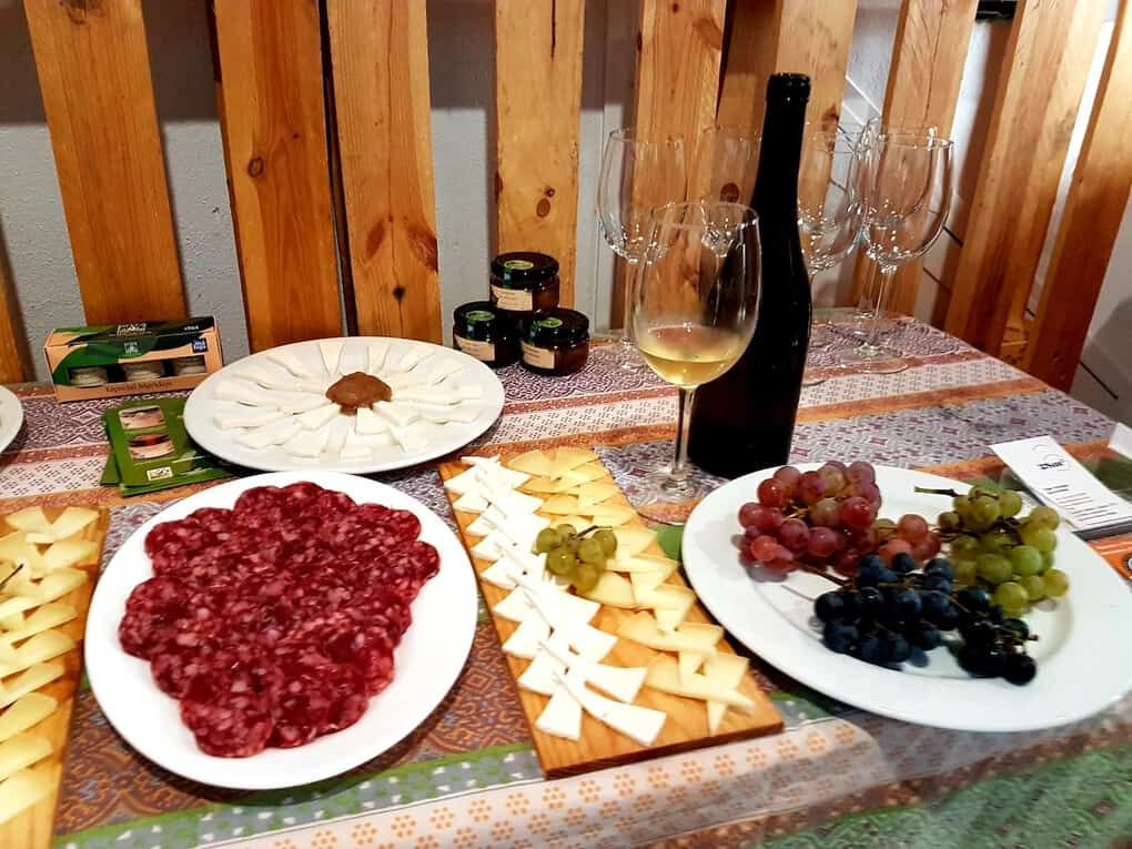 Wine and Payoyo Cheese in Costa Del Sol - The List of the Best Cheese in the World
