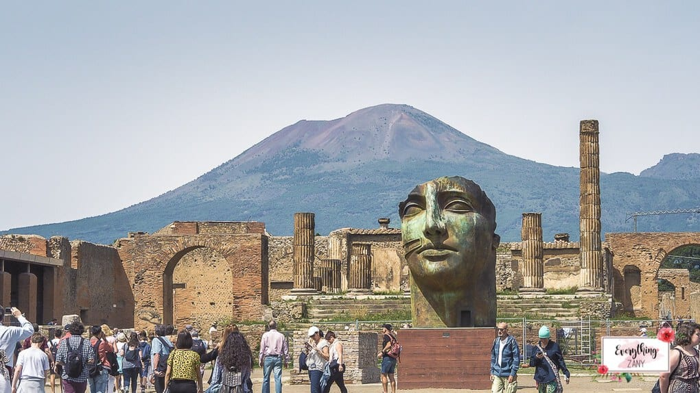 7 Incredible Places to Visit in Italy: Pompeii, Italy