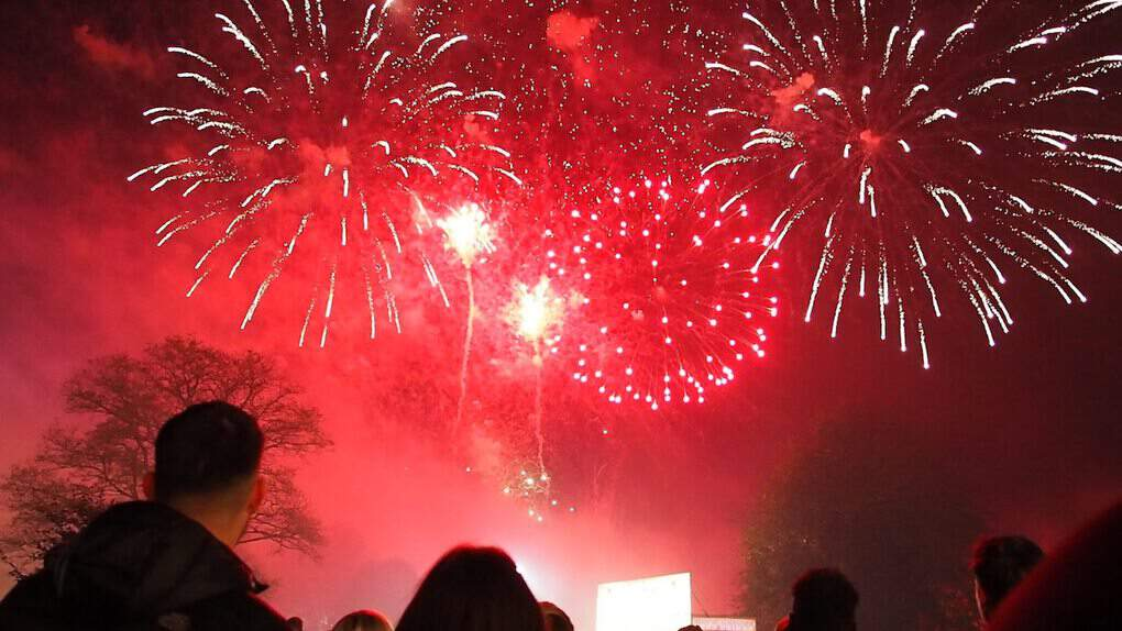 Fireworks Night as a British Culture