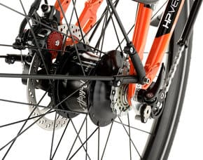 gangschaltung fahrrad bicycle drivetrain gearhub shifting nabenschaltung rohloff speedhub