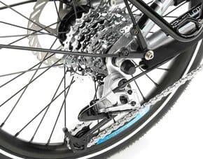 gangschaltung fahrrad drivetrain shifting tripleshift 24 gears gaenge