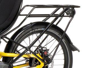 Gepäckträger Liegedreirad Tricycle Recumbent Trike Luggage Rack