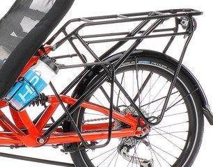 Liegedreirad Trike Recumbent Tricicle Gepäckträger Luggage Rack Lowrider
