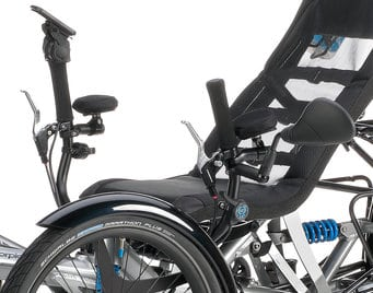 komfort trike dreirad scorpion plus 26 lenker