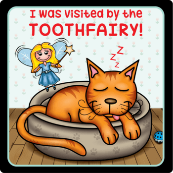 photograph of the visionary cat tooth fair from 15andmeowing blog